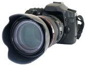Modern reflex camera — Stock Photo
