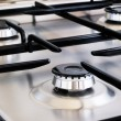 Gas cooker — Stock Photo