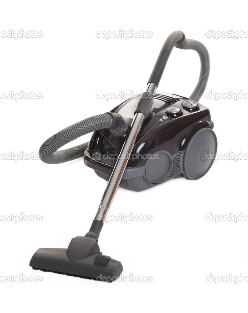 Vacuum cleaner on a white background — Stock Photo #2200314