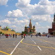 Royalty-Free Stock Photo: Red Square in Moscow