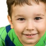 Smiling boy — Stock Photo #1096615