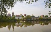 Monastère de novodevichiy à moscou — Photo