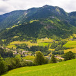 Royalty-Free Stock Photo: Valley in the Alps
