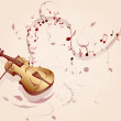 Royalty-Free Stock Vectorafbeeldingen: Violin