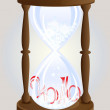 Royalty-Free Stock Vector Image: Hourglass