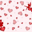 Royalty-Free Stock Imagen vectorial: Fei love