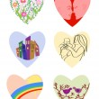 Royalty-Free Stock Imagen vectorial: Hearticon