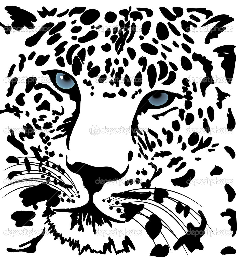 Vector beautiful tiger  Stock Vector #1688740