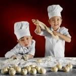 chłopcy Azjatów — Zdjęcie stockowe
