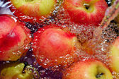 Wet fruit — Stock Photo