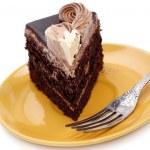 Birthday cake — Stock Photo #1028889