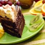 Birthday cake — Stock Photo #1031747