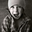Boy - Foto Stock