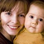 Madre e hijo — Foto de Stock