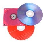 Compact disc. — Stock Photo