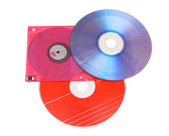 Compact disc. — Stock Photo