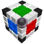 Cube — Stock Photo #1022795