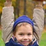 Happy boy — Stock Photo #1025113