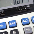 Business calculator — Stock Photo #1025853