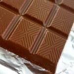 Chocolate bar — Stock Photo #1025903