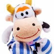 Stock Photo: Cow toy