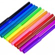 Colored pens — Stock Photo