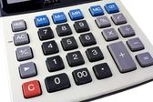 Business calculator — Stock Photo