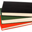 Stock Photo: Book stack