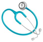 Health care - Stethoscope — Stock Photo