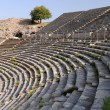 Stock Photo: Rows Of Ancient Theater