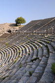 Rows Of Ancient Theater — Stock Photo