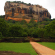 Sigiriya Rock Fortress - Stock Photo