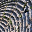 Ephesus Theater Fragment — Foto de Stock