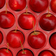 Stock Photo: Apples In Crate
