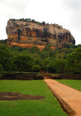Sigiriya Rock Fortress — Stock Photo