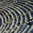 Stock Photo: Theater Rows In Ephesus