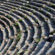 Theater Rows In Ephesus — Stock Photo