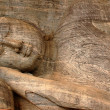 Reclining Buddha - Stock Photo