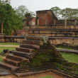 Stock Photo: Ruins of Dalada-Maluwin Polonnaruwa, S