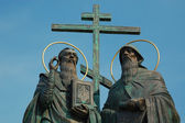 Cyril And Methodius — Stock Photo