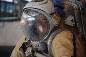 US Astronaut MBarratt After Training — Stock Photo