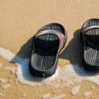 Beach Slippers - Stock Photo