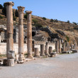 Stock Photo: Columns of Ephesus