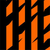 бесшовные орнамент в цвете 109 — Стоковое фото
