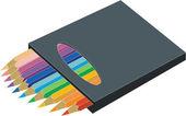 笔设置颜色 3 — 图库矢量图片