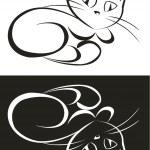 Cat 02 — Stock Vector #1500991