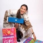 Present bags — Stock Photo