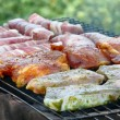 Royalty-Free Stock Photo: Barbecue