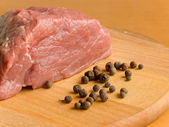 Carne — Fotografia Stock