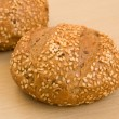 Royalty-Free Stock Photo: Sesame buns